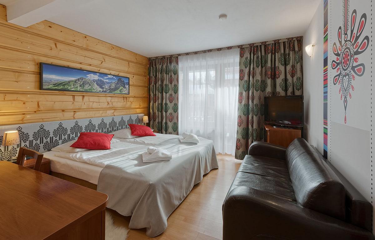 Double room Komfort 1