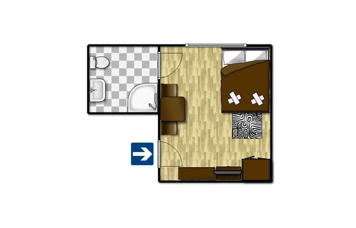 Single Room Standard 4